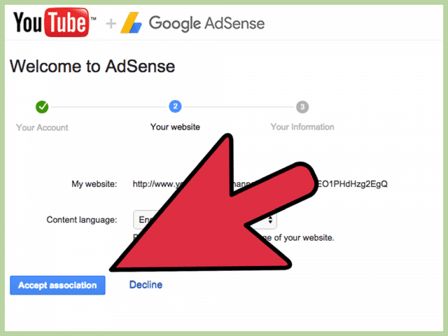 , How to Earn Money from YouTube & Blogging Using Google AdSense?