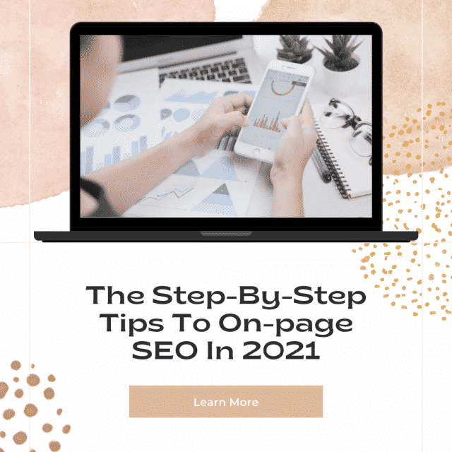 On-Page SEO in 2021